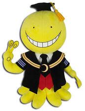 **License** Assassination Classroom SD Koro Korosensei Yellow 8'' Plush #52909