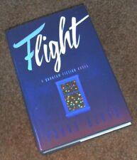 Signed FLIGHT Quanutm Fiction Sci Fi Novel Vanna Bonta 1995 1st Ed First Edition