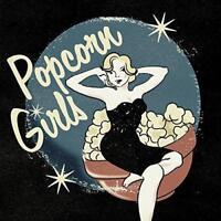 Popcorn Girls - Various (NEW CD)