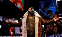 Screen Accurate BANE COSTUME in Time For Halloween!!