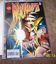 WOLVERINE #89 sabertooth  mask of ogun  X-MEN  LOGAN