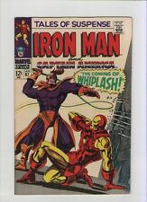 Tales Of Suspense #97 - Cap & Iron Man 1st Whiplash - 1967 (Grade 6.0) WH