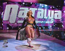 NATALYA NEIDHART WWE TOTAL DIVAS SIGNED AUTOGRAPH 8X10 PHOTO W/ COA