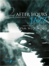 After Hours Jazz For Piano Solo Volume 2 Learn to Play Piano MUSIC BOOK