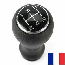 Noir Pommeau Levier de Vitesse pour Peugeot 106 206 207 306 307 406