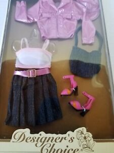 Designer's Choice Mix and Match Collection Fits Barbie Type Dolls NRFB