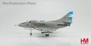 1/72 Hobbymaster Douglas A-4Q Skyhawk A-314 Lt Gustavo Armada Falklands HA1419