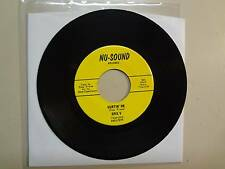 "SPIX V: Hurtin' Me 2:39-Wild Side Of Life 2:48-U.S. 7"" 1966 Nu- Sound 640J- 7579"