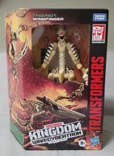Transformers War for Cybertron Kingdom WINGFINGER WFC-K25 Weponizer IN STOCK!!