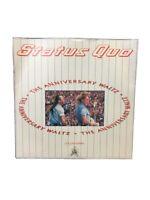 "Status Quo - The Anniversary Waltz - 7"" Vinyl Record"