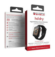 GENUINE Zagg Apple Watch Series 4 (40mm) InvisibleShield HD Screen Protection