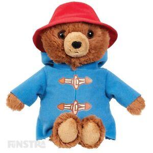 Paddington Bear Plush Toy 22cm Soft Toy | Paddington Movie Paddington Bear Toys
