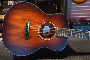 Brand New Taylor GS Mini-e Koa Plus Acoustic Electric Guitar 2020 With New Case