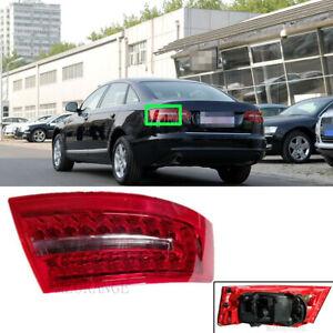 For AUDI A6L RS6 C6 2009-2011 Rear Left Passenger Side Outer LED Tail Light Lamp