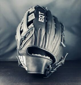 "adidas EQT 1275 Pro Series Black Leather 12.75"" LHT Baseball Glove"