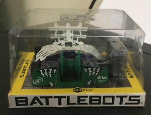 HEXBUG BATTLEBOTS REMOTE CONTROL WITCH DOCTOR 2.0 (New In Package)