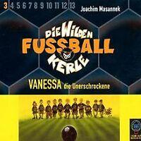 Die wilden Fußballkerle, Audio-CDs, Tl.3, Vanessa, die U...   Buch   Zustand gut