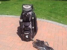 Cleveland Grey/Black Trolley/Cart Golf Bag
