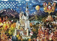 NEW! Heye Bavaria by Ryba 2000 piece comic cartoon jigsaw puzzle