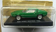 """DIE CAST """" ALFA ROMEO MONTREAL - 1970 """" 100 ANNI DELL' AUTOMOBILE"""
