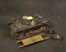 GA-18 - German Armour, Panzer I AUSF.A  Ambulance Version - WWII - John Jenkins