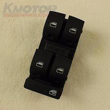 Master Power Passenger Window Switch Panel For Audi A4 B6 B7 Sedan 8ED959851 New