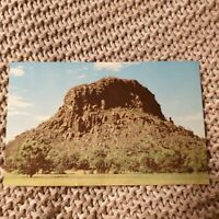 Timor Rock, Coonabarabran, NSW - Vintage Postcard