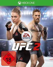 Microsoft XBOX - One XBOne Spiel ***** EA Sports UFC 2 ***************NEU*NEW*18