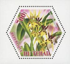 Orchid Plant Flower Nature Brassia Wageneri Mini Souvenir Sheet Mint NH