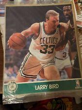 Larry Bird NBA Hoops Action Photo (Boston Celtics)