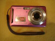 Casio Exilim 8.1mp Pink