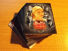 BUFFY SEASON 7 COMPLETE BASIC SET