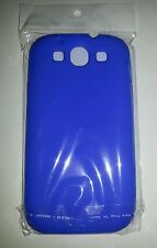 Samsung Galaxy S3 Case Matte Blue