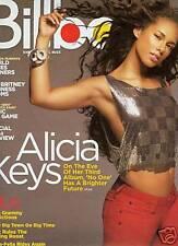 Alicia Keys Frameable Billboard Cover Promo Poster Ad