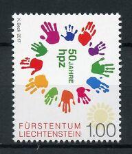 Liechtenstein 2017 neuf sans charnière HPZ SCHAAN 50 ans 1 V Set écoles d'enseignement timbres