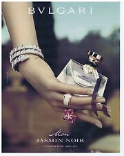 PUBLICITE ADVERTISING 114 2011 BULGARI mon Jasmin Noir   eau de toilette