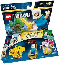 Dimensiones de Lego nivel de tiempo de Aventura Pack 71245 nuevo retirado