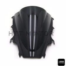 Motorcycle Windshield Windscreen For Triumph Daytona 675 2009-2012 Black
