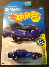 Hot Wheels Super CUSTOM Nissan Fairlady Z with Real Riders