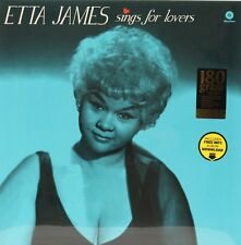 Chante pour les amateurs Etta James Vinyl Record