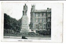 CPA-Carte Postale-Belgique Namur- Statue de Léopold Ier-1905-VM13255