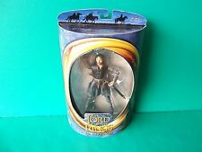 """Lord of the Rings Two Towers Aragorn 7""""in Figure w/Sword Slashing Action Toy Biz"""