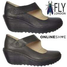 FLY London Wedge Casual Heels for Women