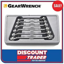 GearWrench 6 Piece Metric Flare Nut Wrench Set - 81906