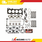 MLS Head Gasket Bolts Set Fit 96-00 Honda Civic Del Sol 1.6 SOHC D16Y5 D16Y8