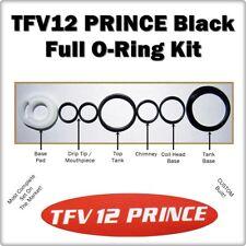 TFV12 PRINCE Full ORing Kit Black Upper/Lower Tank ( ORings smok Gasket Seals )