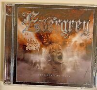 Evergrey - Recreation Day CD 2003 Inside Out Music – IOMCD 117 Germany VG