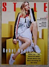 STYLE Magazine - Abbey Lee, Meg Mathews - Times May 2016 - 58 pages
