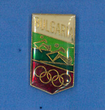 Bulgaria Rowing Federation pin - Summer Olympic Team - badge