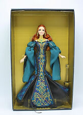 Sorcha - Global Glamour Collection 2017 Gold Label Barbie Doll - NIB